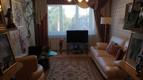 Продам 2-х комнатную 50кв.м. в пос.Загорянский, ул.Димитрова,43 - Фото 3
