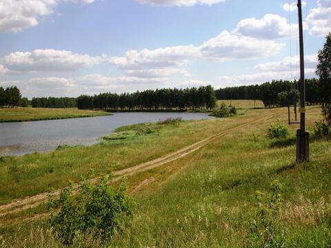 Озеро надежды дачный поселок Спицино д. участок 38 га Ясногорский р-н - Фото 1