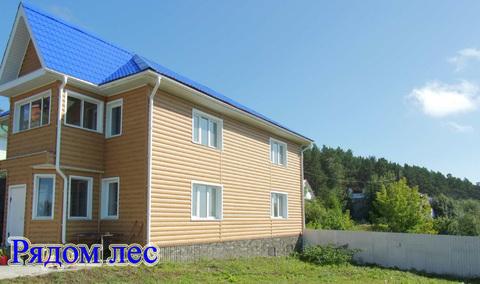 Продаётся новый 2-этажный коттедж в Иркутске - Фото 4