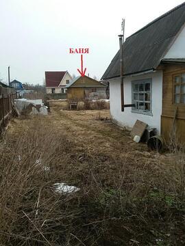 Дом с баней на участке 12 сот. в районе Сычево Волоколамский р-н - Фото 4