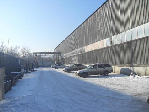 Производственно-складское помещение 2461,8 кв. ул. Артельная - Фото 2