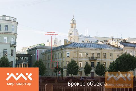 Продается 2к.кв, Реки Фонтанки - Фото 1