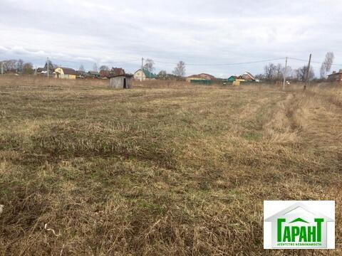 Участок в деревне васильково