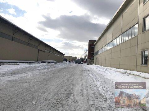 Офисно-складской комплекс, склады в аренду - Фото 2