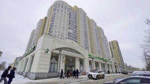 Продается 1-комн. квартира 41 кв.м, м.Чкаловская - Фото 1