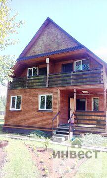 Продается 2х этажный дом 242 кв.м. на участке 20 соток - Фото 1