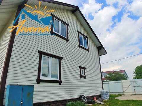 Продается жилой дом со всеми коммуникациями вблизи города Жуков Калужс - Фото 4