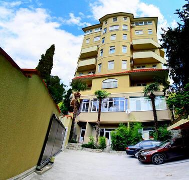 Продажа 1к квартиры с отделкой в клубном доме в центре Ялты - Фото 5