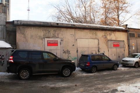 Гараж с земельным участком в Челябинске на площади Революции 5 - Фото 1