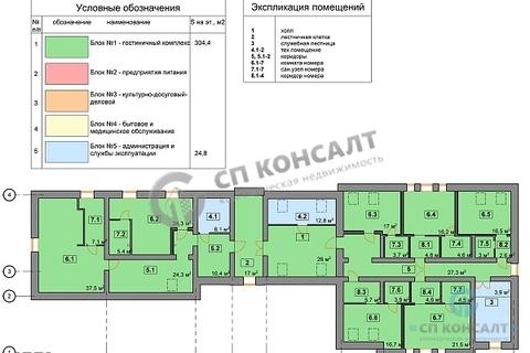 Продажа площади свободного назначения 3 700 кв.м. ул. 2 никольская. - Фото 3