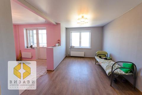 3к квартира 85 кв.м. Звенигород, мкр Восточный-3, дом 1 с ремонтом - Фото 1