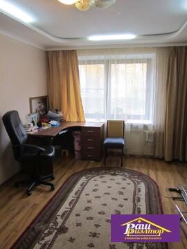 Продается 2-х комнатная квартира с евроремонтом в центре п. Городищи - Фото 1