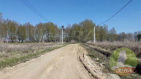 Продажа участка, Перевалово, Тюменский район - Фото 1