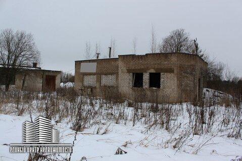 Здание нефтесклада на участке 35 соток с.Малое Василево (тверская обла - Фото 1