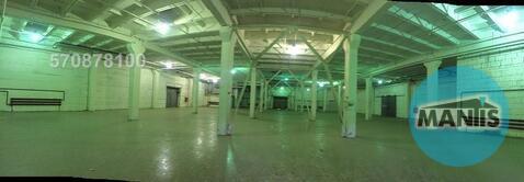 Сдаются теплые склады на втором этаже, есть грузовые лифты 3-х и 5-ти - Фото 2