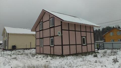 Дом 100м2 на участке 11 сот. кп Рябинка - Фото 3