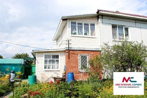 Продается часть дома в д. Кузнецы, Горьковское направление, 50 км от М - Фото 1