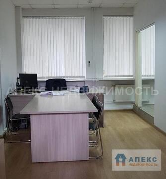 Аренда офиса 444 м2 м. Серпуховская в бизнес-центре класса В в . - Фото 5