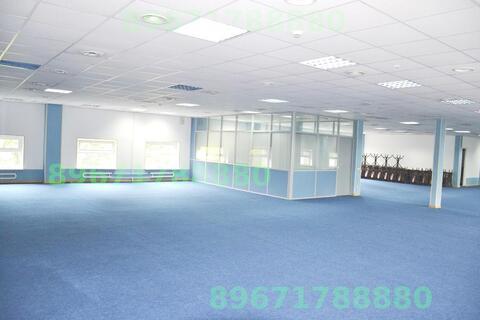 Ареда офиса Размер любой от 10 до 800 кв.м. Снять офис в Москве - Фото 1