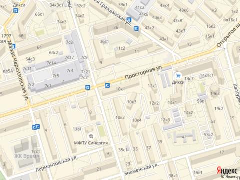 Двухкомнатная квартира у метро Преображенская площадь кирпичный дом - Фото 5