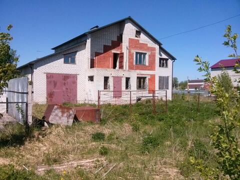 Продажа дом 350 кв Нижег обл.д.Березовка Богородский р-н - Фото 1