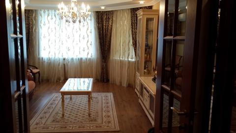 Предлагаем снять 3-х комнатную квартиру в Трехгорке - Фото 1