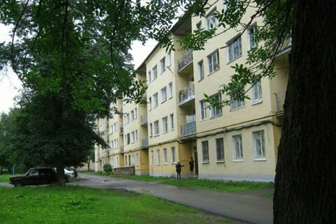 Ленинградская область г. Волхов комната - Фото 1