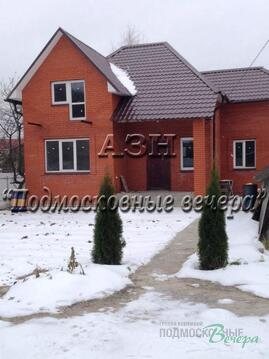 Каширское ш. 60 км от МКАД, Немцово, Коттедж 120 кв. м - Фото 1