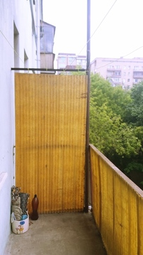 Комната 16,4 кв.м.с балконом, м. Студенческая - Фото 5