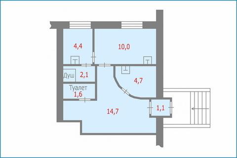Сдается помещение 38,6 кв.м. под магазин/салон красоты, отдельный вход - Фото 2