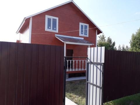 Продается новая дача у д. Митяево, Боровский район, Киевское шоссе - Фото 5