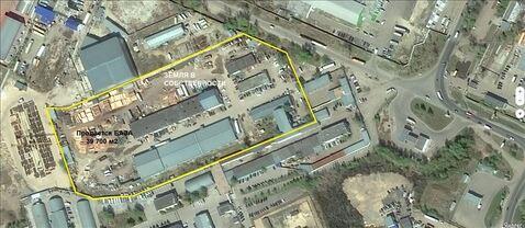 Продам, индустриальная недвижимость, 39700,0 кв.м, Сормовский р-н, . - Фото 1