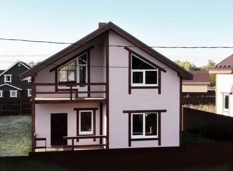 """Продаётся новый коттедж 156 кв.м в кп """"Дубровские зори""""-35 км от МКАД - Фото 3"""