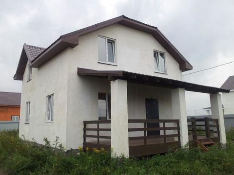 Продается новый дом под ключ 160м2 на участке 10 сот. Раменский район - Фото 2