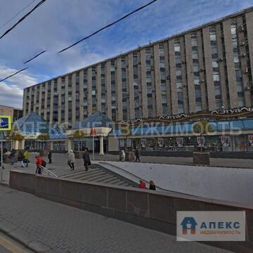 Аренда офиса 90 м2 м. Пушкинская в бизнес-центре класса В в Тверской - Фото 5