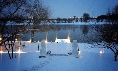 Новый Год как в сказке! Напротив горнолыжные спуски, баня, свой берег - Фото 3