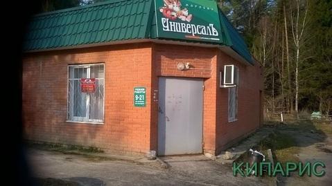 Продается магазин в г. Жуков Калужской обл, мкр. Протва, 58 кв. м. - Фото 1