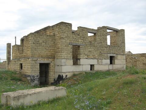 Не дострой общ.пл.200 м.кв.в Каменоломни , 7 км. от Евпатории , уч 8 с - Фото 2