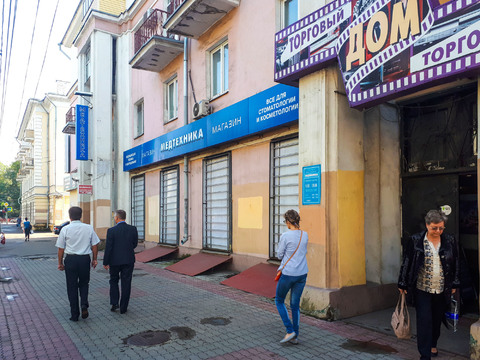 Аренда помещения на первой линии центральной улицы города Ярославля - Фото 4