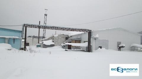 Продажа производственного помещения, Нарва, Манский район, . - Фото 3
