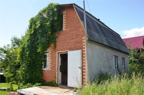 Дом 90 кв.м, на участке 6 сот, СНТ (ном. объекта: 1375) - Фото 1