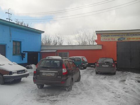 Производственно-складское помещение 1098 кв. ул. Благовещенская - Фото 3