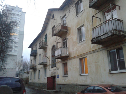Владимир, Большие Ременники ул, д.17а, комната на продажу - Фото 1
