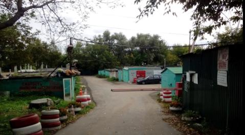 Сдам гараж м. Ботанический сад, 18 м. пешком, охрана, 18м2 - Фото 4