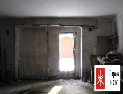 Сдам капитальный гараж в ГСК Лесосечный. Нижняя Ельцовка. - Фото 5