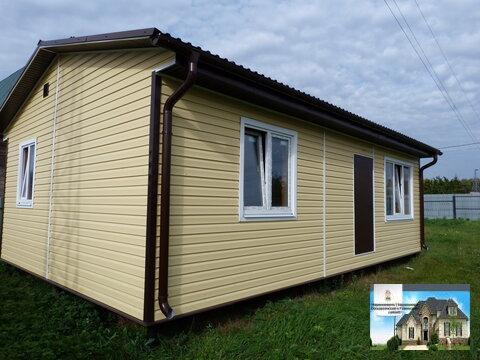 Продам новую дачу рядом с озером Белое п.Белоозерский - Фото 2