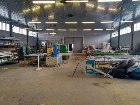Производство/Склад 700 кв.м. - Фото 1