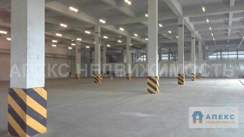 Аренда помещения пл. 720 м2 под склад, офис и склад Одинцово Можайское . - Фото 1