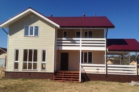 Продается 2х этажный дом 140 кв.м. на участке 7 соток - Фото 1