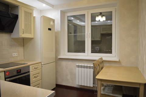 Сдается трех комнатная квартира - Фото 1